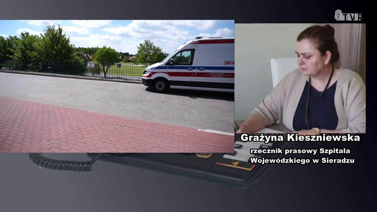 Kolejne zakażenia koronawirusem w sieradzkim szpitalu
