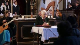 preview picture of video 'St. Wolfgang: Adventsingen und Weihnachtsmarkt'
