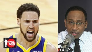 Stephen A. doesn't believe 'for one second' that Klay will miss all season | Stephen A. Smith Show