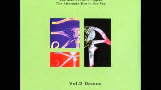 The Alan Parsons Project - The Naked Eye (Demo)