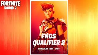 Fortnite Trio FNCS Round 2 Live! (Fortnite FNCS Qualifier 2)