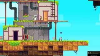 FEZ (pc) - silent commentary
