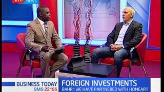 KTN's Aby Agina talks to Dogtas MD-Baran Akkoyunlu on Turkish investments in Kenya