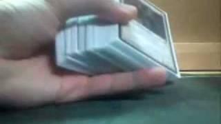 MTG: Black/White Standard Human/Token Deck