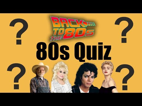 Guess The Song: 80s!QUIZ
