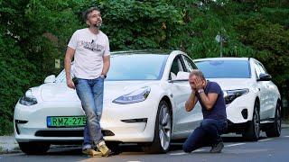 Karotta elvitte a Hungaroringre a Tesla Model 3-at