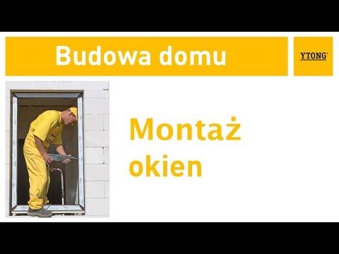 Jak wykonać montaż okien i drzwi? Instrukcja budowania domu z bloczków Ytong. - zdjęcie