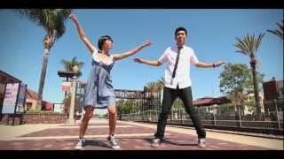 """My First Love"" - Carl Thomas | Anthony Lee & Aye Hasegawa"