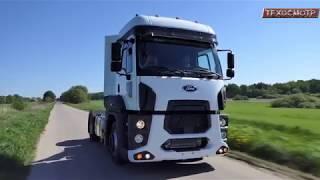 Чем отличаются обновленные грузовики Ford.