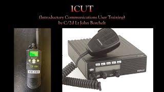 ICUT (Introductory Communications User Training)