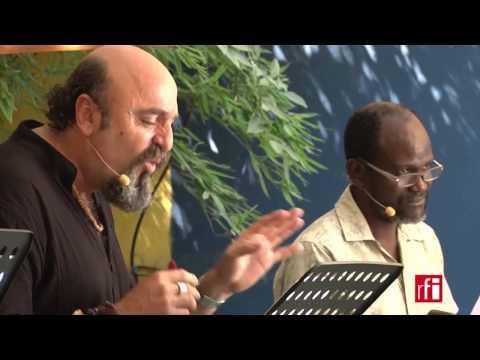 Vidéo de Sony Labou Tansi
