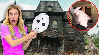 Found Hidden Room in GAME MASTER Top Secret ESCAPE ROOM Mansion! (Mysterious Clues in Real Life)