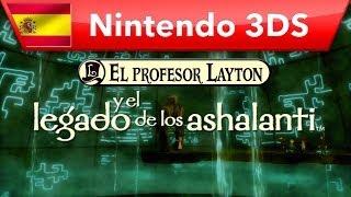 Minisatura de vídeo nº 1 de  Profesor Layton Y El Legado De Los Ashalanti