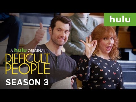 Difficult People Season 3 Teaser