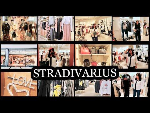 STRADIVARIUS VLOG + HAUL NOUVELLE COLLECTION AUTOMNE SEPTEMBRE 2019