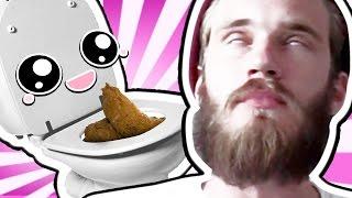 EATING TOILET CANDY 5 Weird Stuff Online  Part 26