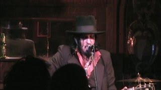 Tyla (Dogs D'Amour) - Live @ Canal Street Tavern Dayton, OH
