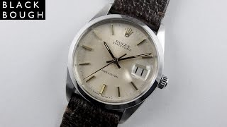 Rolex Oyster Perpetual Precision Ref. 6694 vintage wristwatch, dated 1968