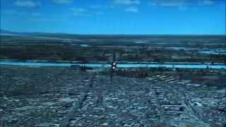 東京遊覧飛行を戦闘機で行なうとこうなるTokyosightseeingwithF/A18hornet
