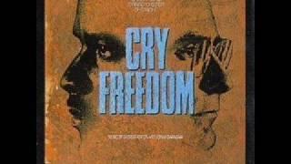 George Fenton and Jonas Gwangwa - Cry Freedom