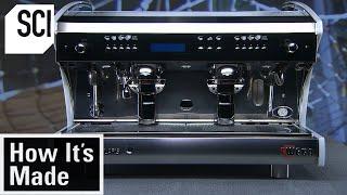 How It's Made: Espresso Machines