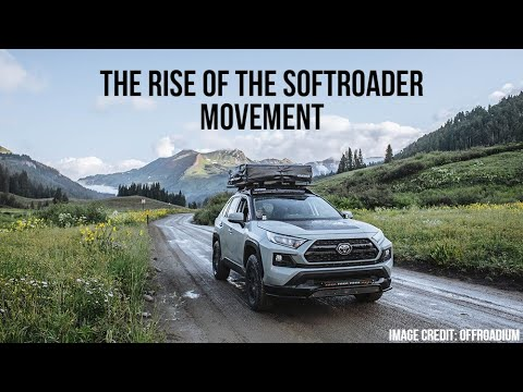 Can You Really Go Offroading & Overlanding In Something Like A Toyota Rav4 TRD Off Road Or Adventure