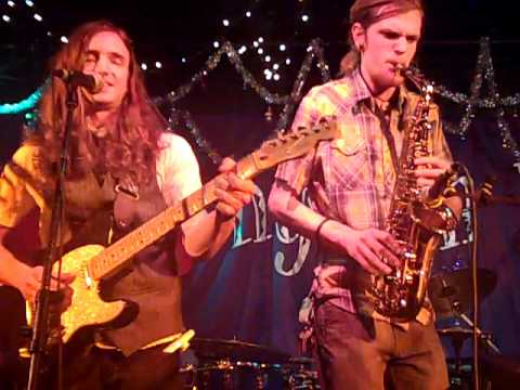 Yellow Minute @ Rhythm Room part 2 - www.silverplatter.info