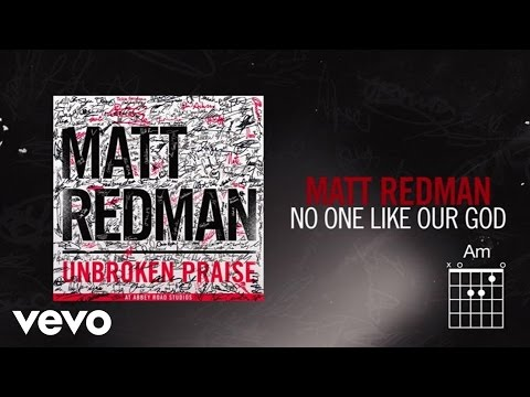 No One Like Our God - Youtube Lyric Video