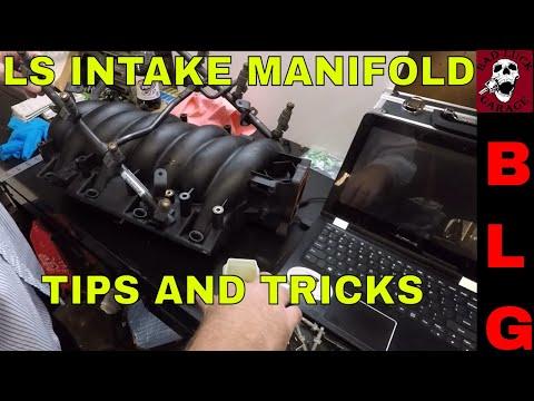 TSP LS3 intake Manifold Testing - смотреть онлайн на Hah Life