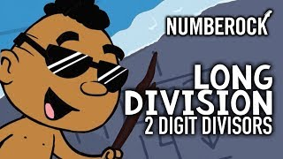 Long Division With 2 Digit Divisors Song (Decimals & Remainders)