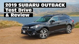 2019 Subaru Outback Test Drive & Review