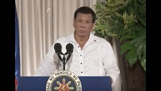 Duterte: 'I'm thinking of stepping down'