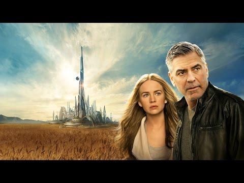 Unboxing: Tomorrowland A World Beyond - Zavvi Exclusive Steelbook Blu-ray