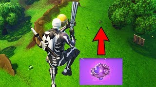 HE DIDN'T STAND A CHANCE!! (Forntite Battle Royale New Grenade/New Update Gameplay)
