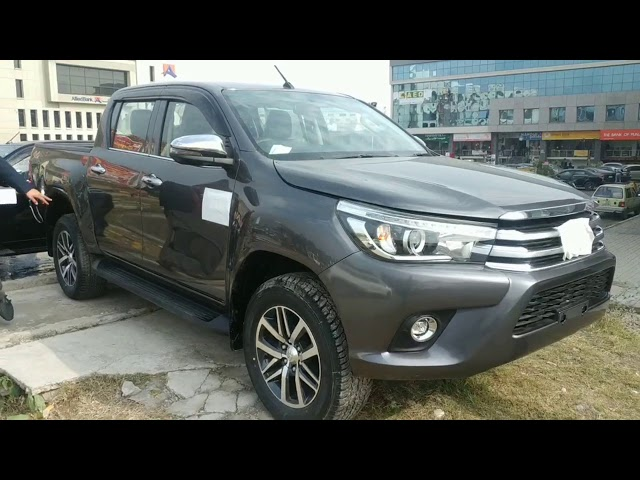 Toyota Hilux Revo V Automatic 2.8 2021 for Sale in Islamabad