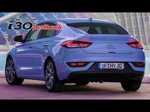 Hyundai I30 Fastback Лифтбек класса C - рекламное видео 2