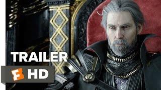 Kingsglaive: Final Fantasy XV Official Trailer #1 (2016) - Lena Headey Movie HD