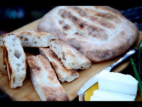 Sourdough Bread Recipe – Armenian Matnakash – Heghineh Cooking Show