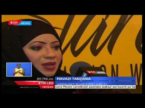 Mitindo mpya ya mavazi hushuhudiwa Tanzania huku wanawake wakionyesha mbinu ya Stara