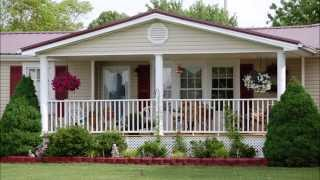 Audio Program:  Affordable Porches For Mobile Homes
