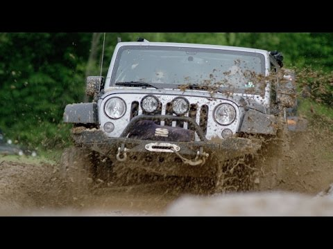2015 Bantam Jeep Heritage Festival Powered by Pennzoil