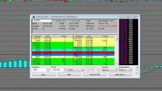 Apple Stock (AAPL) Halted Before Earnings After Hours Trading (High Quality) HD