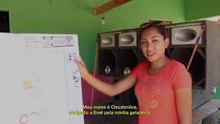 #Primeiro #condominio #solar Do #Brasil #enel #redepaguemenos #tabuleirodonorte #Ceará