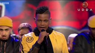 UDDA at the Queens Birthday Concert with Donel Mangena