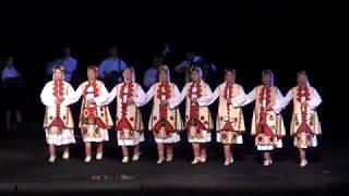 Serbian folk dance: Ibarski Kolašin