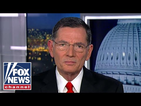 Sen. Barrasso previews the Senate impeachment trial
