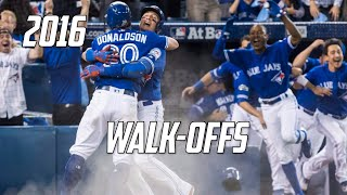 MLB | Walk-Offs of 2016