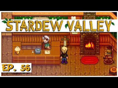 Stardew Valley Walkthrough - Ep  52 - Leah's Art Show by