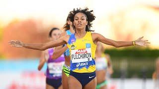 Albi 2020 : Finale 1500 m F (Bérénice Fulchiron en 4'23''66)