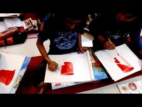 Master Class 6 How To Draw Design Composition Art Katta